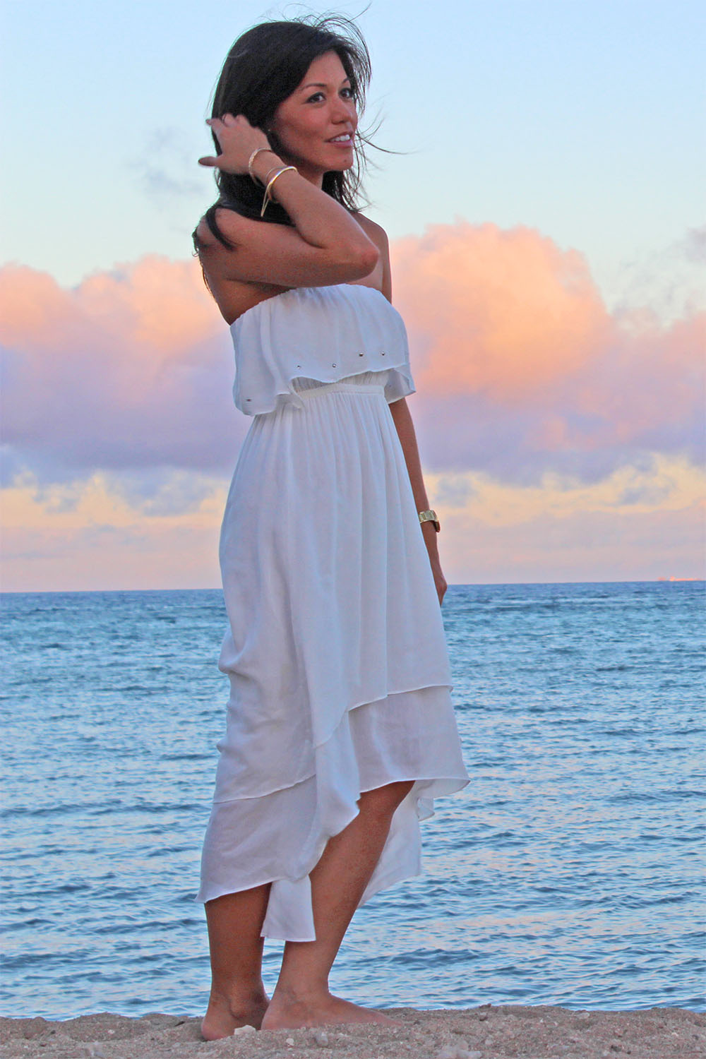 Hawaiian Wedding Dresses amp Shirts AlohaFunWear - satukis.info