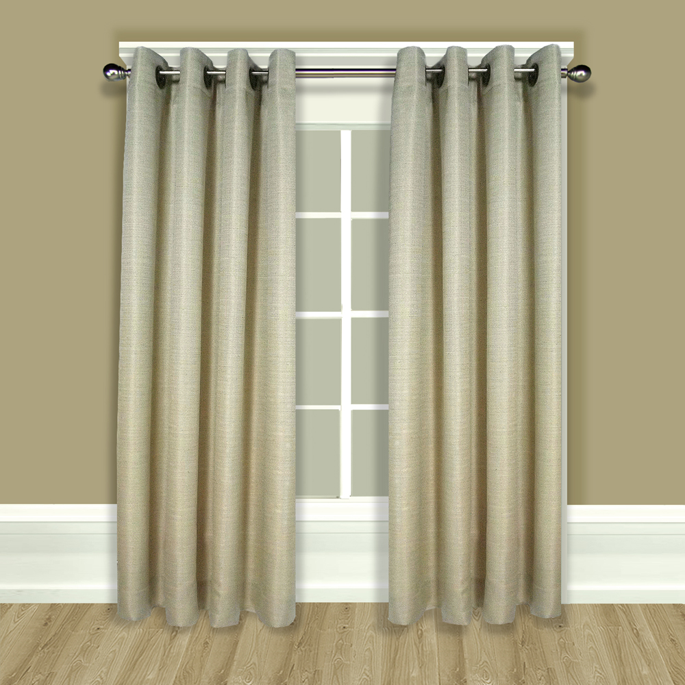 Linen Curtains amp Drapes For Less  Overstock