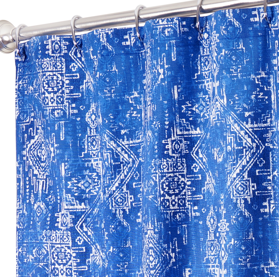 Shower curtains cloth