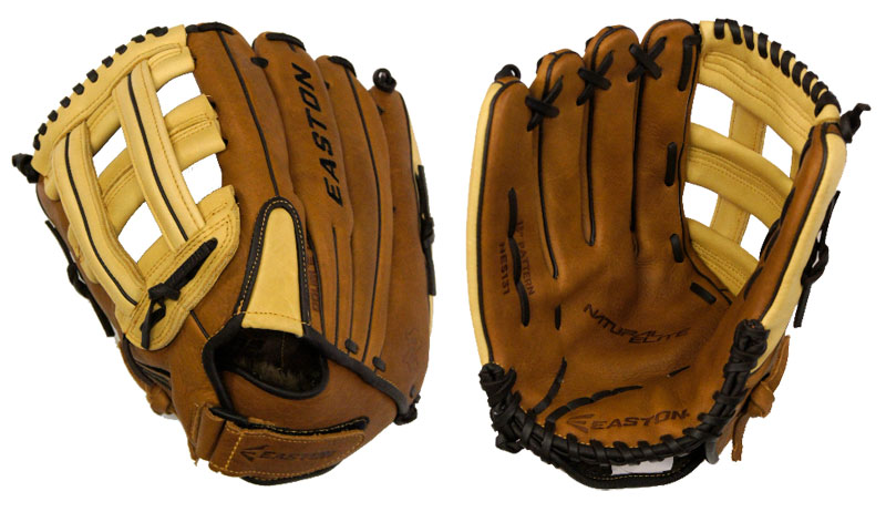 Easton outfield baseball gloves
