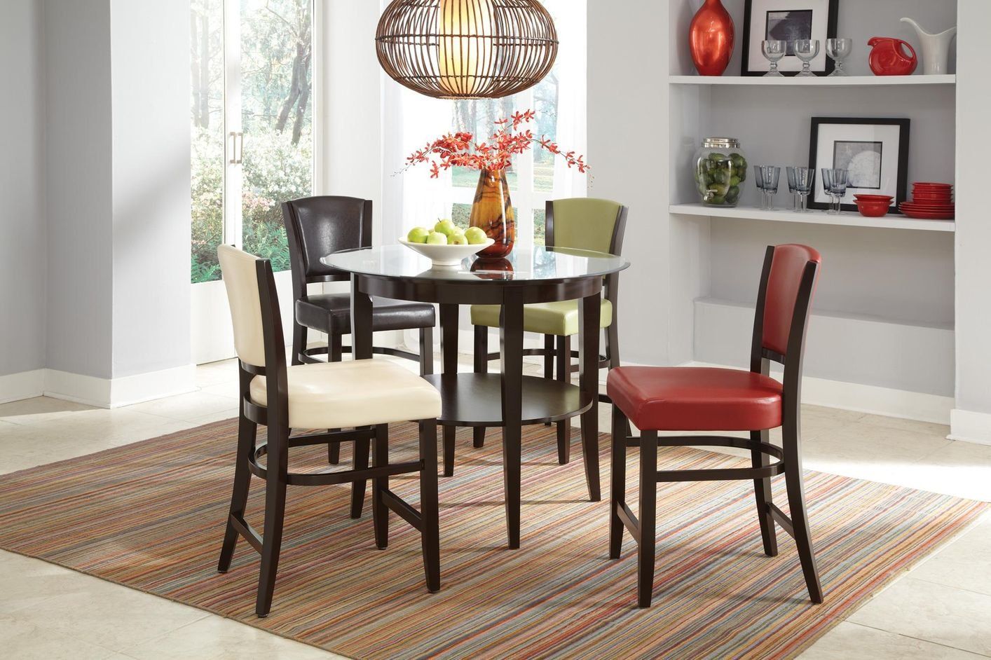 Counter dining room sets
