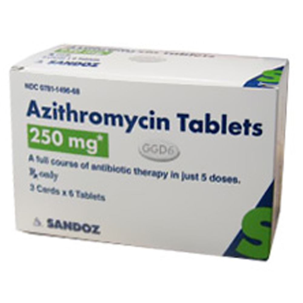 Zithromax Indications