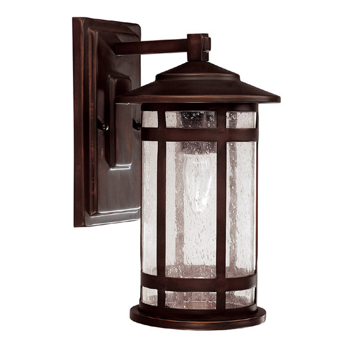 Capital Lighting (9951) Mission Hills Single Light Outdoor Wall Fixture