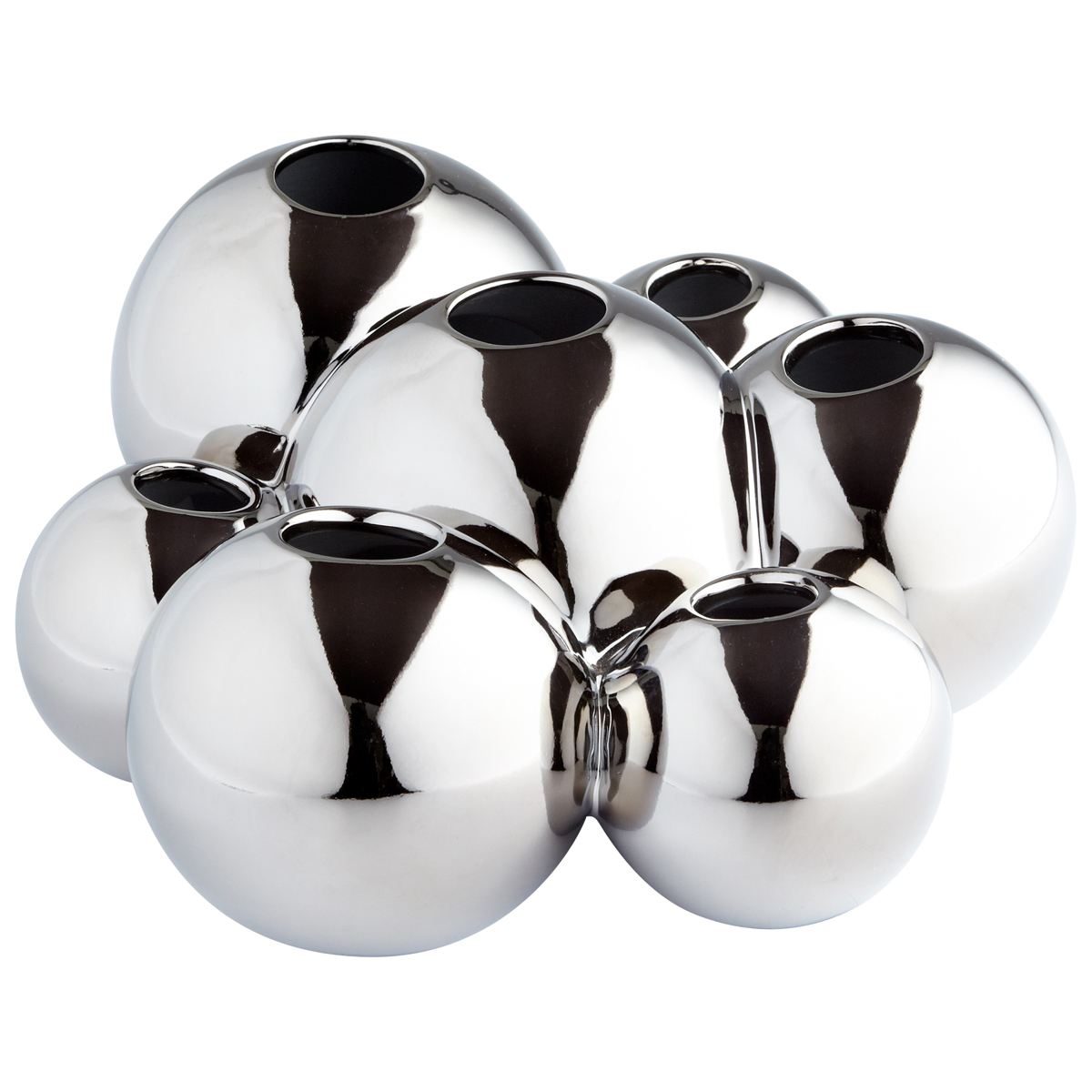 polished-chrome-home-decor - lighting fixtures, lights, and home