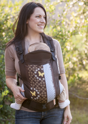 Beco Soleil Baby Carrier River Espresso