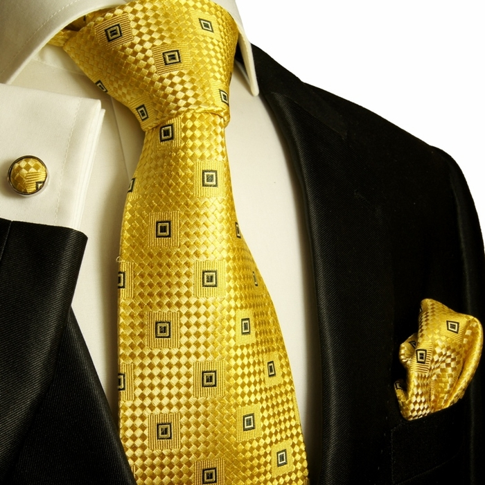 Shirt and Tie Combinations For A Black Suit  Mens