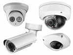 H.265 / H.265+ Compression IP Cameras, All Models 2MP-8MP 4K Ultra HD