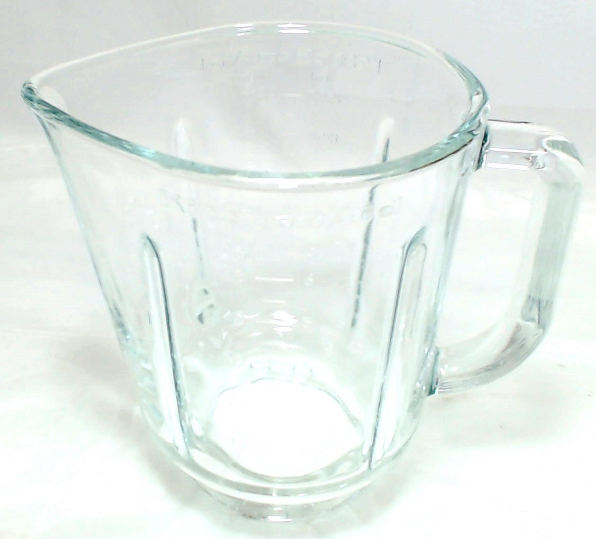 W10221782 Kitchenaid Glass Blender Jar