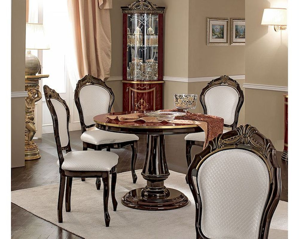 Italian style dining room sets