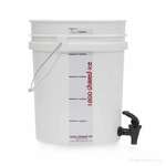 5 Gallon Container for Mixing with Spout