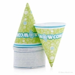 Sleeve of 200 Snow Cone Cups