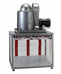 Big Max Model 203 High Volume Snow Cone Machine with Base