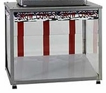 Deluxe Big Max Snow Cone Machine Base w/ Lights