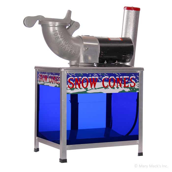 midlevel commercial snow cone machines - Snow Cone Machines