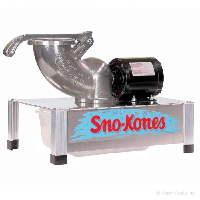 shavette little shaver - Commercial Snow Cone Machine