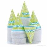 6 oz Snow Cone Cups - Case of 5,000
