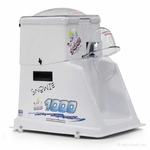 Snowie 1000 Shaved Ice Machine 12 Volt DC