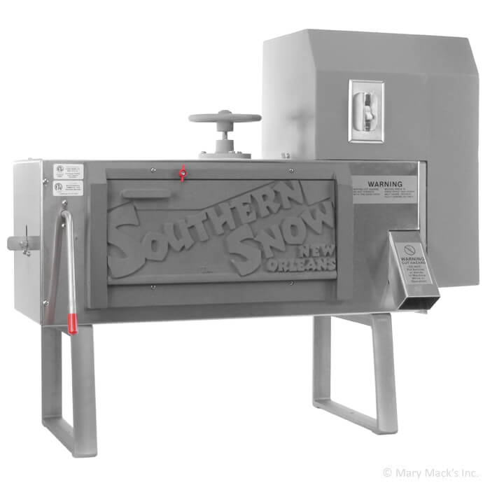 southern snow block ice shaver - Commercial Snow Cone Machine