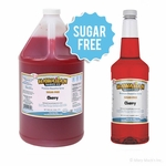 Sugar Free Cherry Shaved Ice Syrup