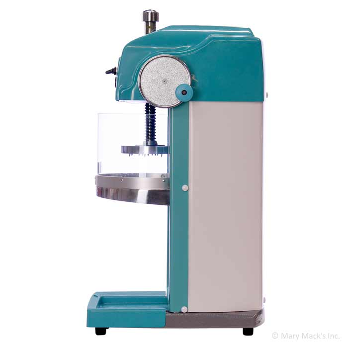 swan si100e block ice shaver - Commercial Snow Cone Machine