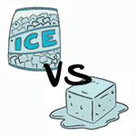 Understanding Cube and Block Ice