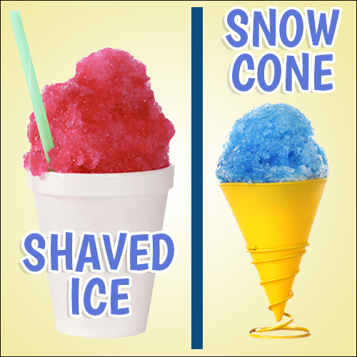 Promotional code 800 shaved ice