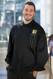 AMALFI Signature Series Cool Vent Chef Jacket