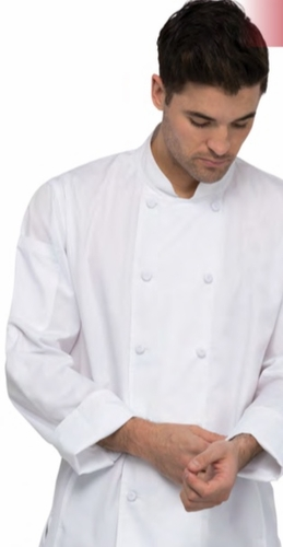 BOWDEN Black or White Essential Chef Coat