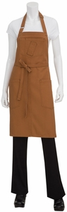 Rockford Canvas Server Bib Apron