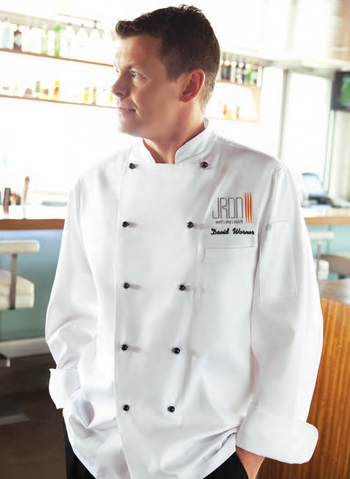 CHAUMONT Chef's Jacket