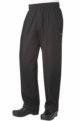 Chef Pants - The Basic Black Baggy