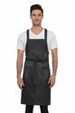 Galveston Urban Canvas Cross Back Bib Apron
