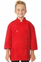 Kid's Chef Coat in RED