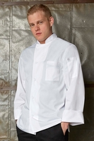 LYSS Signature V Series Cool Vent Long Sleeve Chef Jacket