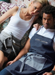 Manhattan Urban Denim Apron Collection