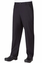 Men's Black Constructed Pants