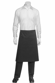 REVERSIBLE THREE POCKET BISTRO  Apron