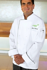 SICILY Poly Cotton Chef's Jacket