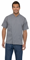 SPRINGFIELD Gray Short Sleeve Chef Coat