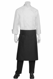 Black TAPERED Apron