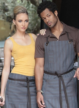 The Brooklyn Striped Apron Collection