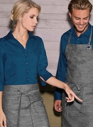 The Corvallis Urban Denim Apron Collection