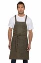 The UPTOWN Cross-Back Bib Apron