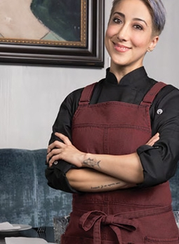 The Uptown Urban Apron Collection