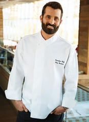 TOURS Cool Vent Executive Chef Jacket