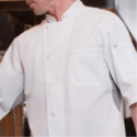 VALAIS Signature V Series Short Sleeve Chef Jacket