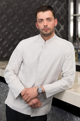 VALENCIA Lightweight Executive Chef Coat