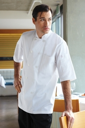 VOLNAY  Short Sleeve Chef Coat