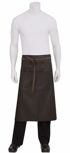 Boulder Waxed Denim Bistro Apron