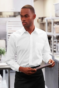 White Basic Dress Shirt